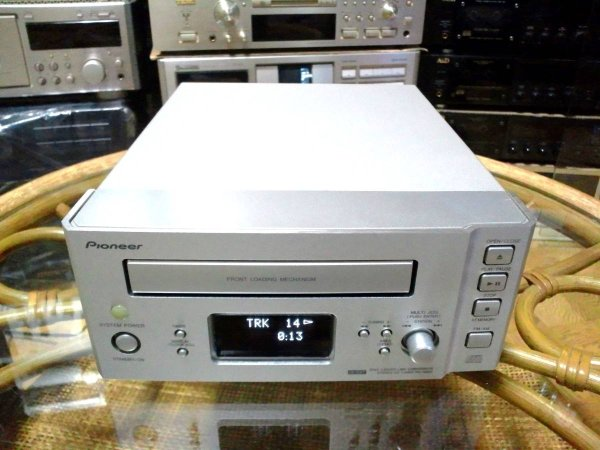 Photo1: PIONEER PD-N902 CD player (1)