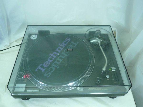 Photo1: DJ Turntable Technics SL-1200MK6 (1)