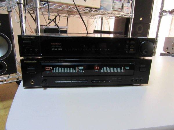 Photo1: Audio Equalizer Panasonic SH-DN7N ,SH-DN7 Digital Signal Processor Set (1)