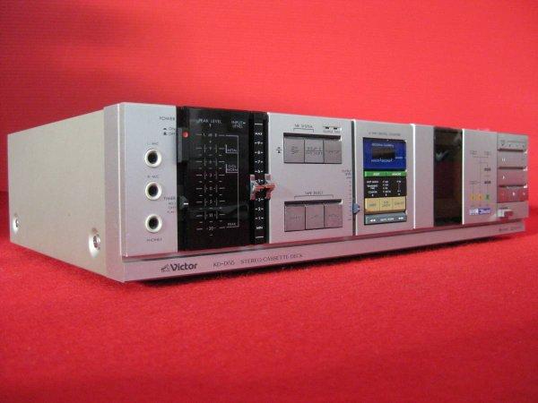 Photo1: YAMAHA KX-493 Cassette deck  (1)