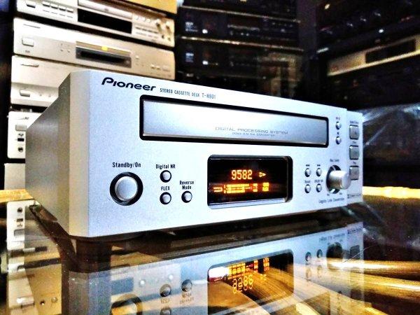 Photo1: Pioneer T-N901 Cassette Deck  (1)