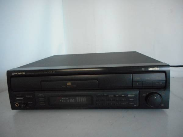 Photo1: Pioneer CLD-01 CD / LD Player (1)