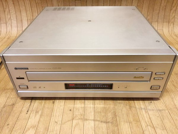 Photo1: Pioneer LD/CD Player CLD-939 (1)