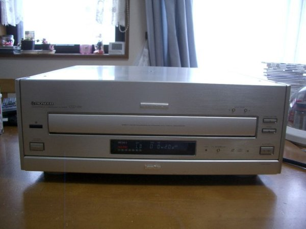 Photo1: Pioneer LD player CLD-959  (1)