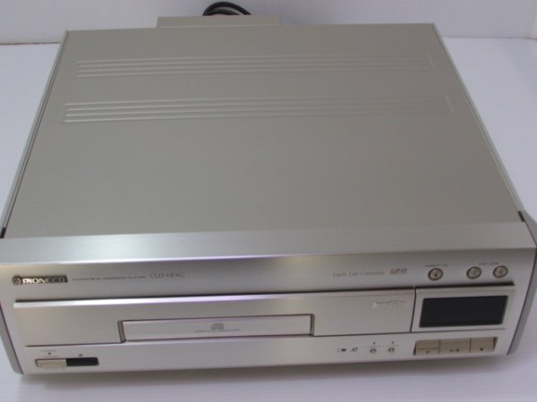 Photo1: Pioneer LD/CD KARAOKE Player CLD-HF9G  (1)