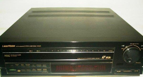 Photo1: NEC VP-L970CV CD / LD Player (1)