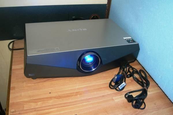 Photo1: SONY Projector VPL-FX40 (1)