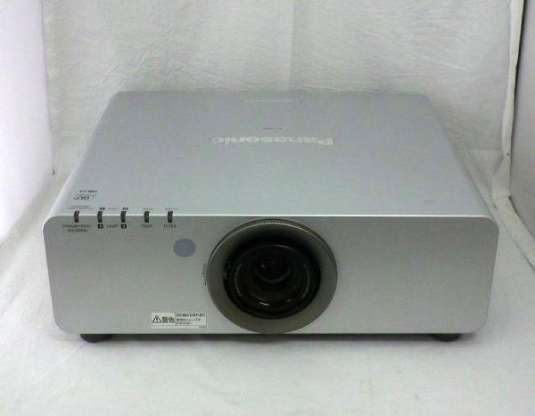 Photo1: Panasonic Projector PT-D6000S (1)