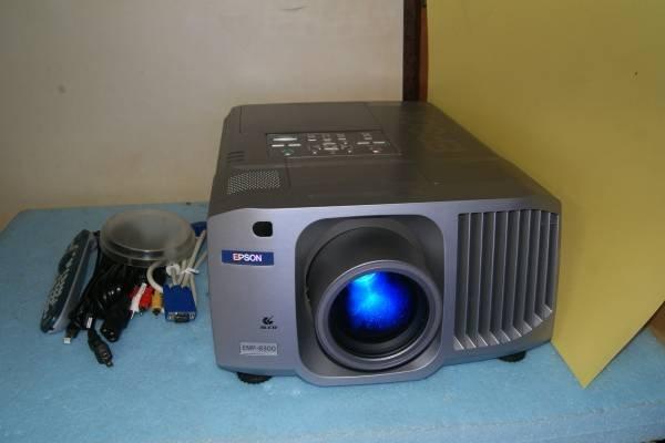Photo1: EPSON Projector EMP-8300 (1)