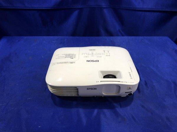 Photo1: EPSON Projector EB-W10 (1)