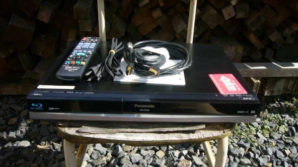 Photo1: Panasonic Blu-ray Recorder DMR-BR500-K (1)