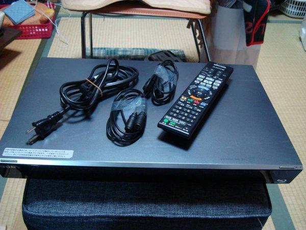 Photo1: SONY Blu-ray Recorder BDZ-ET1000 (1)
