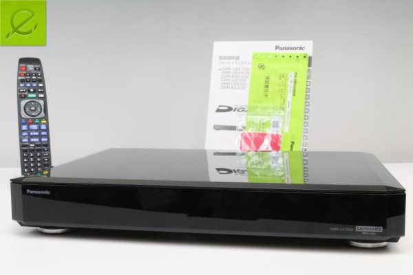 Photo1: Panasonic DIGA DMR-UX7030 7TB Blu-ray Recorder (1)