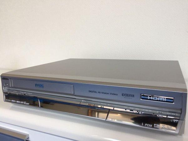 Photo1: Victor VIDEO DECK VCR D-VHS HM-DHX2  (1)