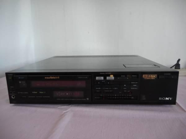 Photo1: SONY VCR SL-HF1000D (1)