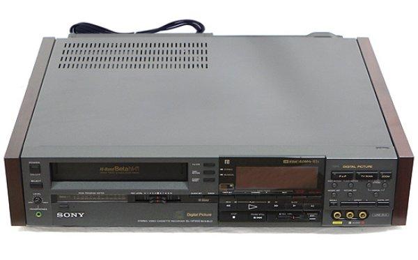 Photo1: SONY VIDEO DECK VCR SL-HF95D beta (1)