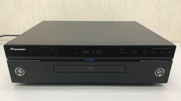 Photo1: Pioneer Blu-ray player BDP-LX71 (1)