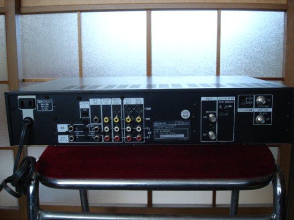 Photo1: SONY VCR EV-BS2000 SONY Hi8  (1)