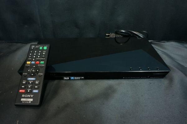 Photo1: SONY BLU - RAY DISC DVD PLAYER Blu - ray 3D Region Free BDP-S5100 (1)