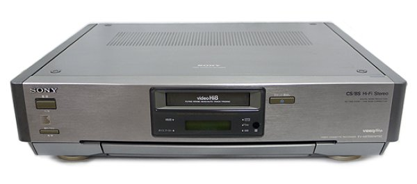 Photo1: SONY VIDEO DECK VCR Hi8 EV-NS7000 (1)