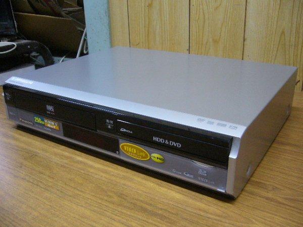 Photo1: Panasonic DVD / HDD / VHS recorder DMR-XP20V  (1)