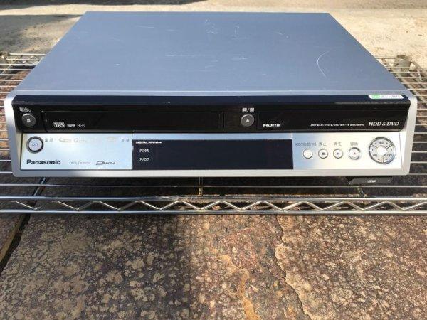 Photo1: Panasonic DVD / VHS / HDD recorder DMR-EX200V (1)
