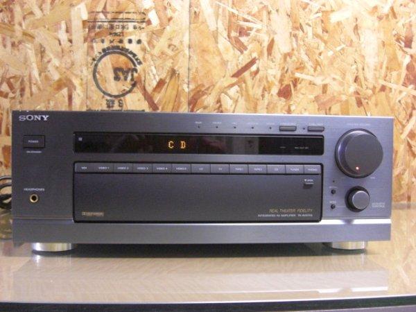 Photo1: SONY AV Amplifier TA-AV670G (1)