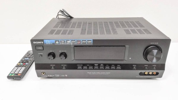 Photo1: SONY AV Amplifier STR-DH710 (1)