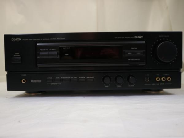 Photo1: DENON AV Amplifier AVC-2030 (1)