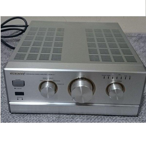 Photo1: ONKYO AV Amplifier INTEC A-922M LTD  (1)