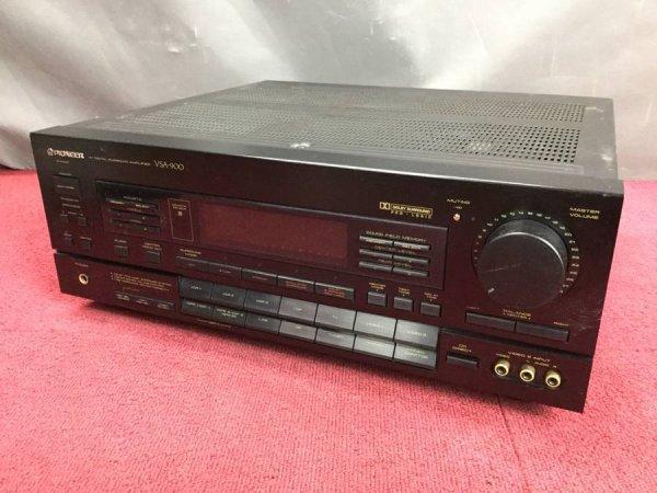 Photo1: PIONEER AV Amplifier VSA-900 (1)