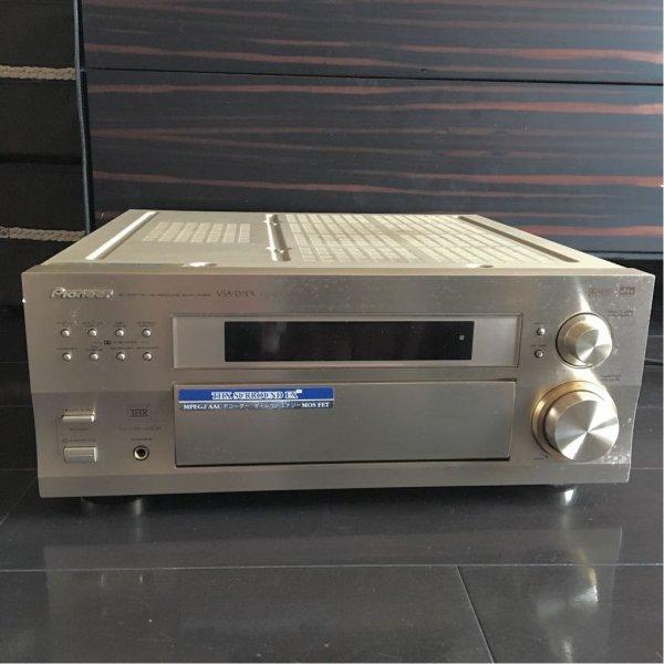 Photo1: PIONEER AV Amplifier VSA-D7EX  (1)