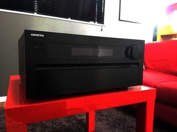 Photo1: ONKYO TX-NA809 (B) 7.1ch compatible AV center (1)