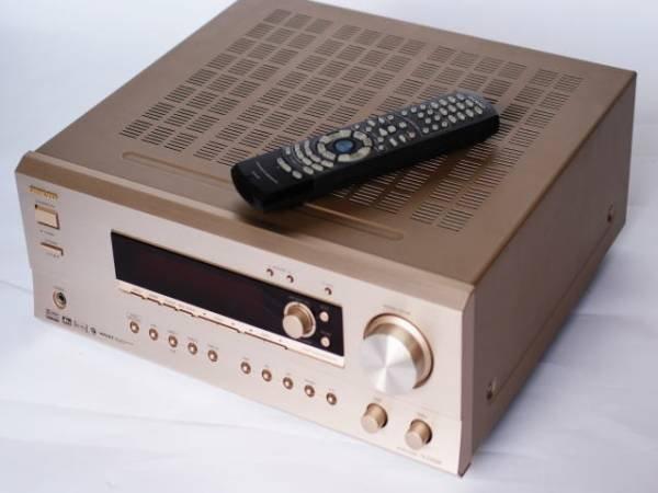 Photo1: ONKYO AV surround amplifier TX-DS595 (1)
