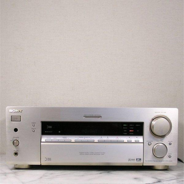 Photo1: SONY AV Amplifier STR-V939X  (1)