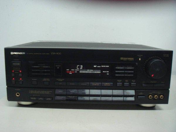 Photo1: PIONEER AV Amplifier VSA900 (1)
