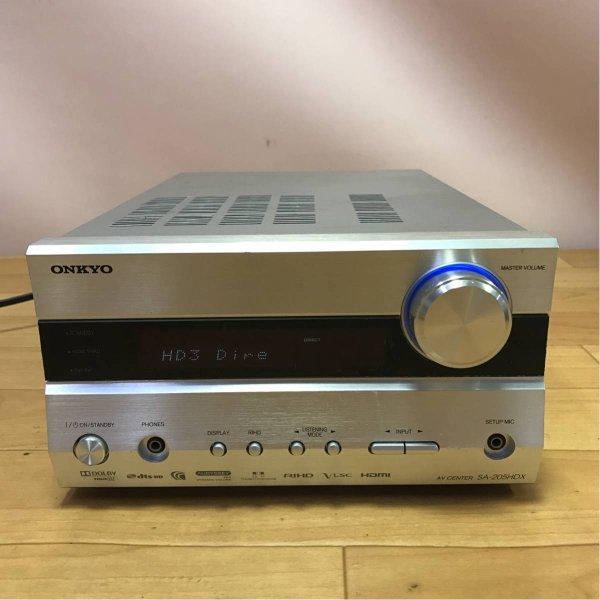 Photo1: ONKYO 5.1ch AV Amplifier SA-205HDX (1)