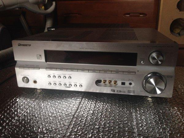 Photo1: PIONEER AV Amplifier VSX918V (1)