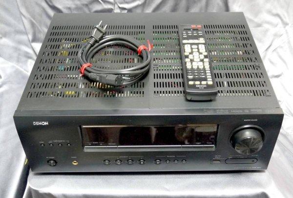 Photo1: DENON AV Amplifier AVR-1612 (1)