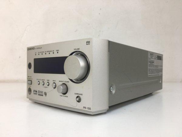 Photo1: ONKYO AV amplifier PR-155  (1)
