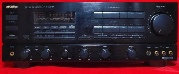Photo1: Victor AX-V505 INTEGRATED Hi-Fi AV MASTER AV Amplifier (1)