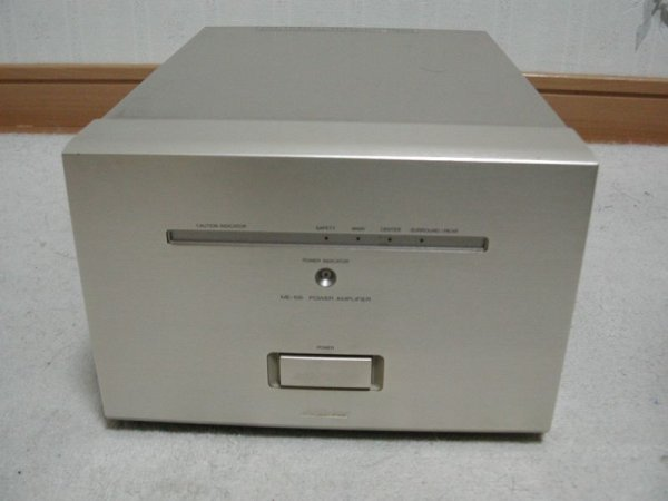 Photo1: Victor 5ch power amplifier ME-105 (1)