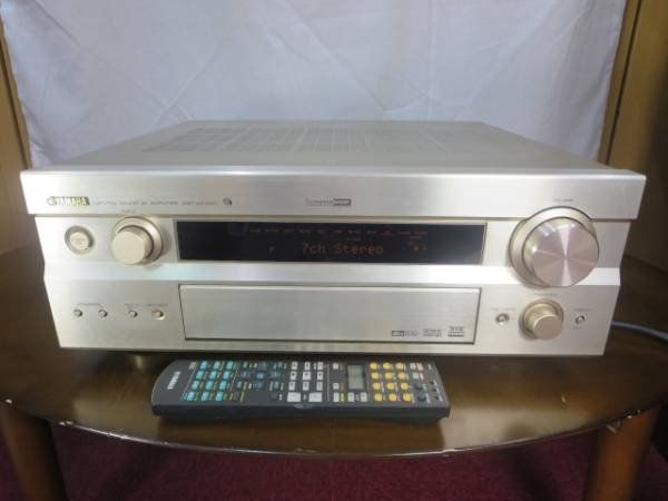 Photo1: YAMAHA AV Amplifier DSP-AX1400 (1)