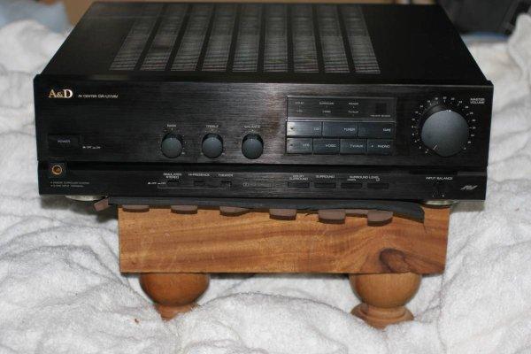 Photo1: A&D AKAI AV Amplifier DA-U11AV (1)