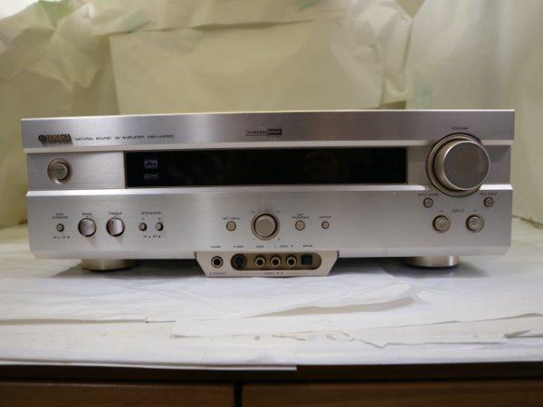 Photo1: YAMAHA AV Amplifier DSP-AX620 (1)