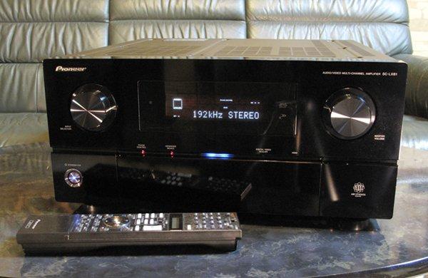 Photo1: Pioneer AV Amplifier SC-LX81 (1)