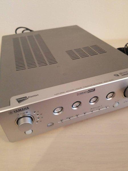 Photo1: YAMAHA AVC-S20 5.1ch AV surround amplifier (1)