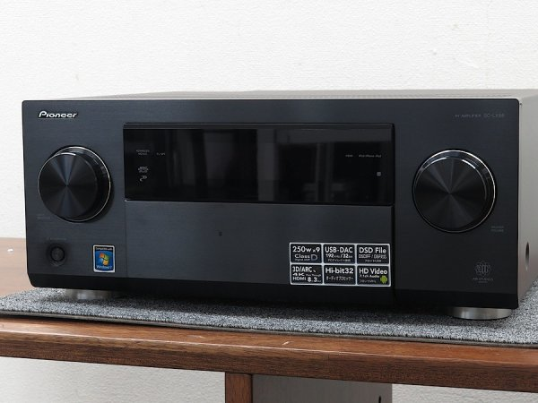 Photo1: Pioneer AV Amplifier SC-LX86  (1)