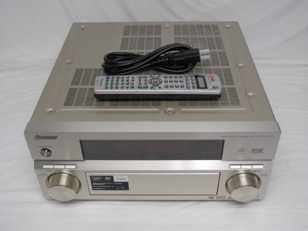 Photo1: PIONEER VSA-AX2AS AV multi-channel amplifier (1)