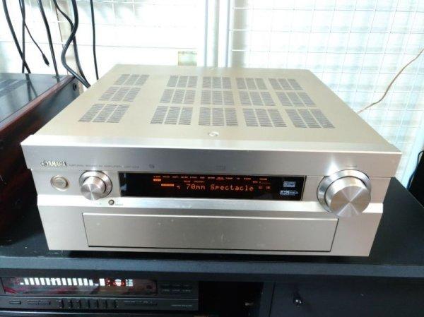Photo1: YAMAHA AV Amplifier  DSP-AZ2  (1)